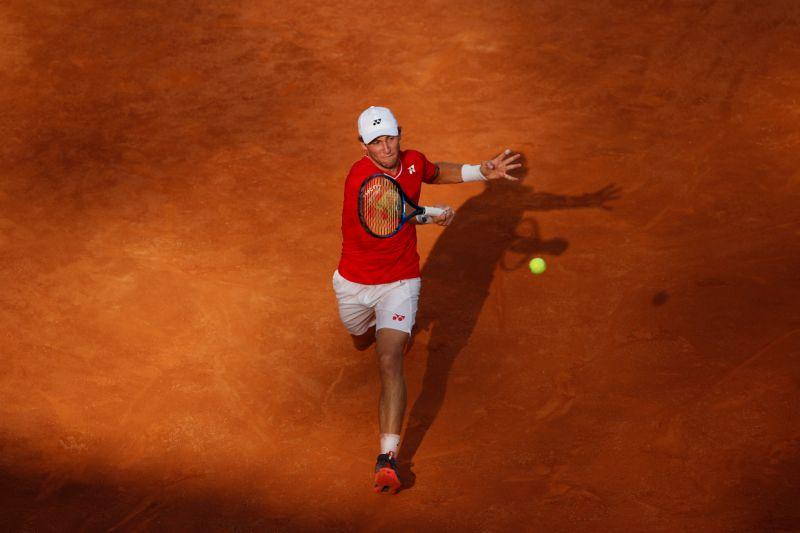Novak Djokovic y Simona Halep primeros finalistas torneo de Roma