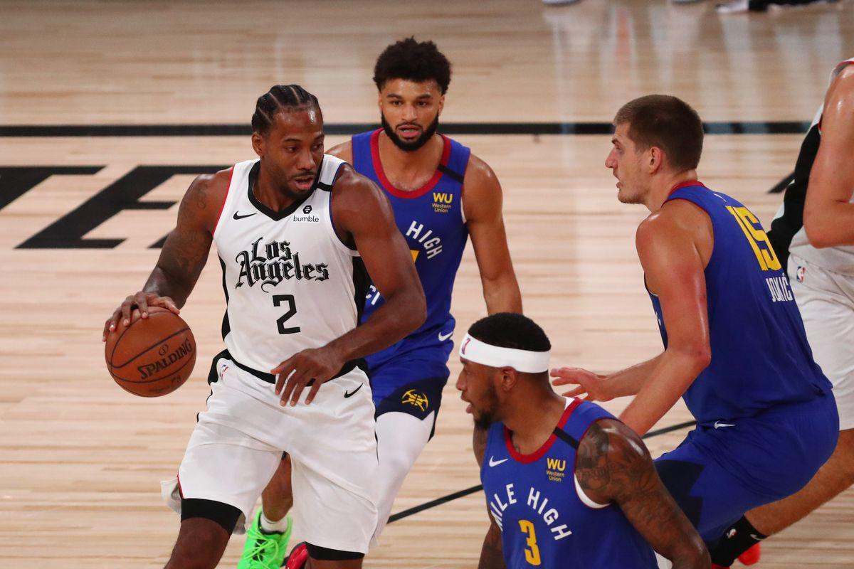 Clippers siguen dominantes ante Denver; Toronto forza séptimo juego