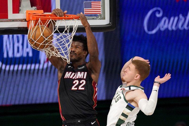 Butler y Miami sorprenden a Milwaukee; OKC fuerza séptimo partido contra Houston