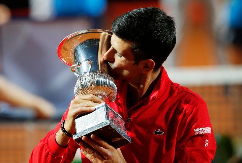 Novak Djokovic logra su título 36 de Masters 1000 en Roma