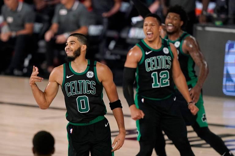 Celtics toman ventaja sobre Raptors; Clippers dominan a Nuggets