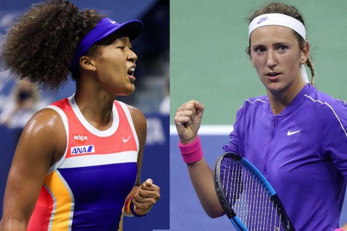 Naomi y Azarenka en la final femenina; otra frustración para Serena