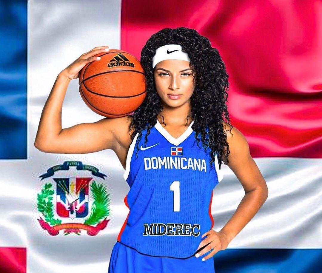 Elemy Colomé decide jugar baloncesto por República Dominicana
