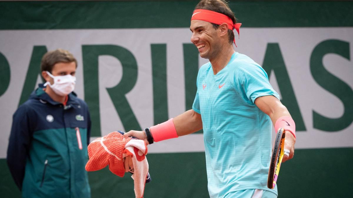 Nadal marca distancia con McDonald y se clasifica a tercera ronda