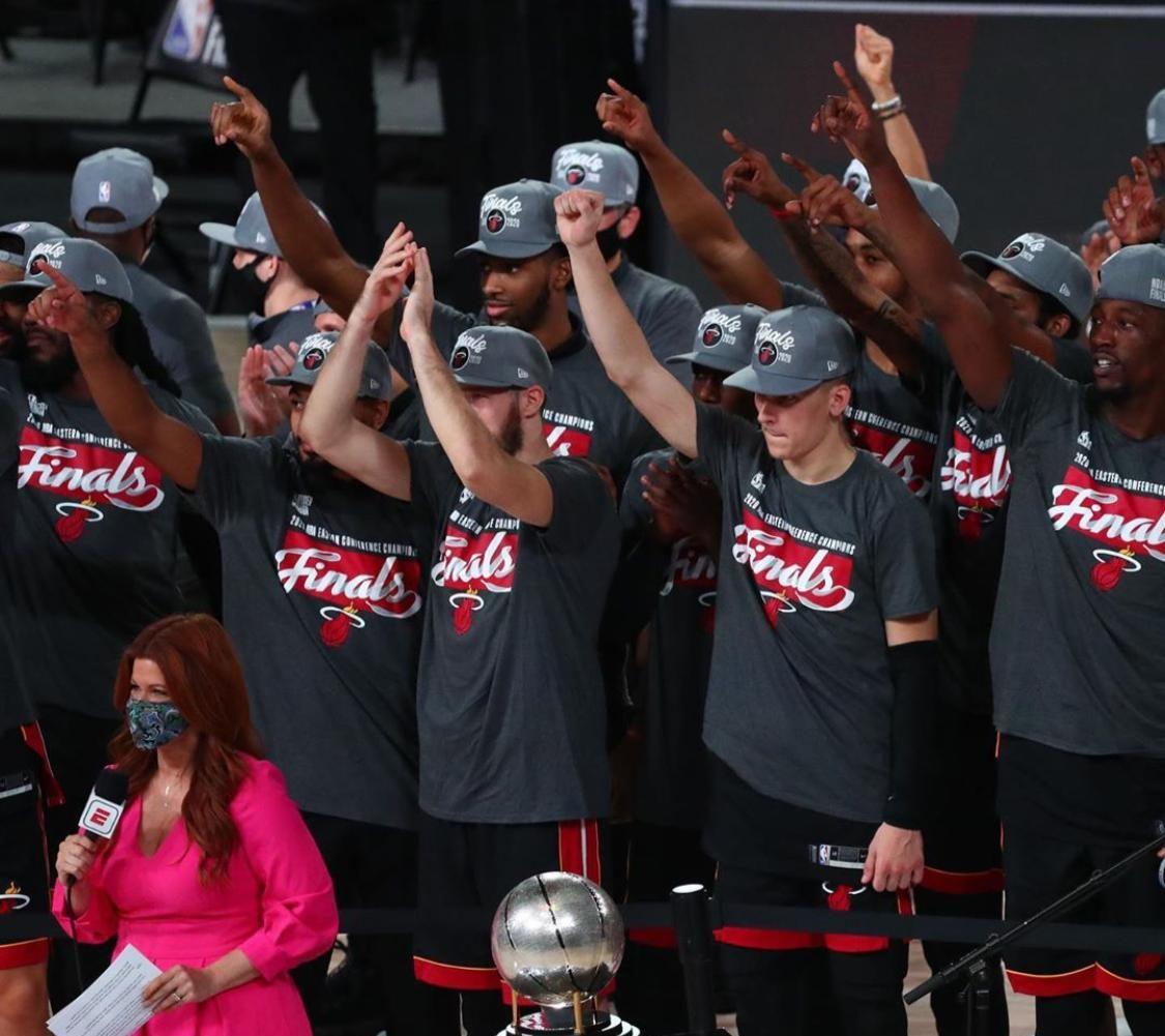 Miami Heat, nuevos campeones de la Conferencia Este