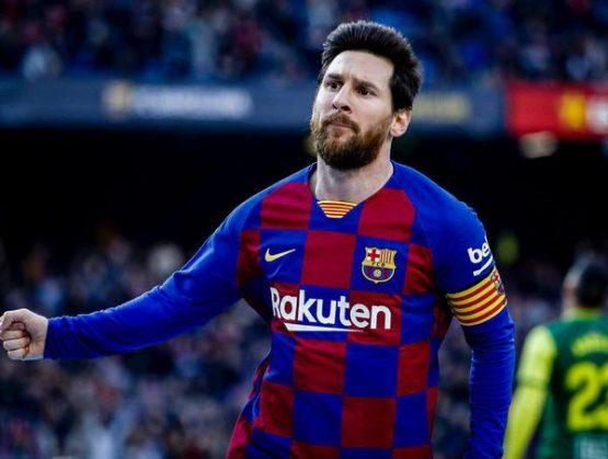 Lionel Messi recibe dos partidos de suspensión