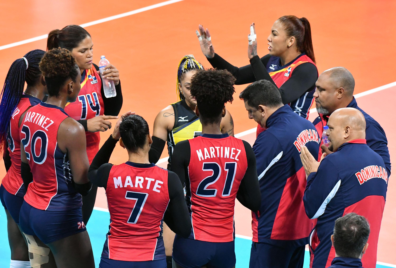 Reinas del Caribe reanudan prácticas rumbo a Olímpicos próximo año