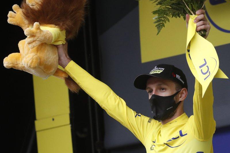 Nans Peters gana octava etapa del Tour de Francia