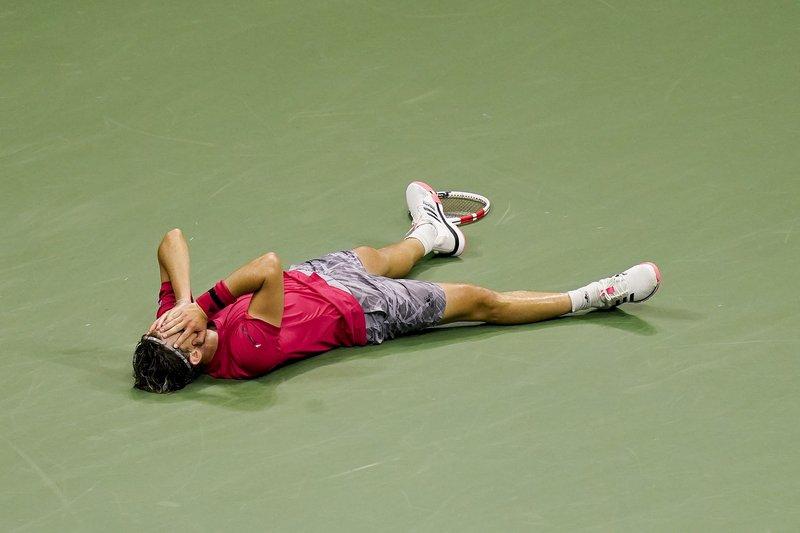 Thiem conquista US Open y se convierte en primer austriaco con título Grand Slam
