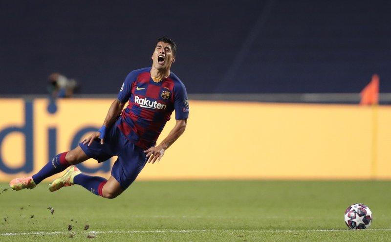 Luis Suárez emigra del Barcelona al Atlético de Madrid