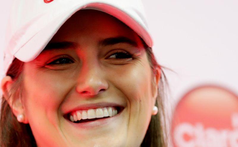 Tatiana Calderón dice está lista para competir pronto en Fórmula 1