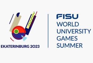 Juegos Universitarios Ekaterimburgo 2023 presentan logotipo