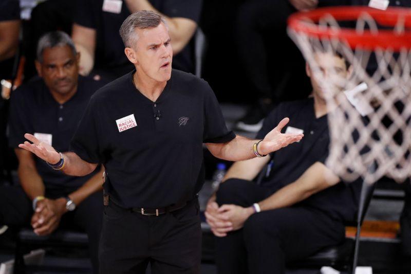 Donovan no seguirá la próxima temporada como entrenador Thunder
