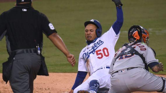 Mookie Betts desplaza a Aaron Judge con jersey más vendido de MLB