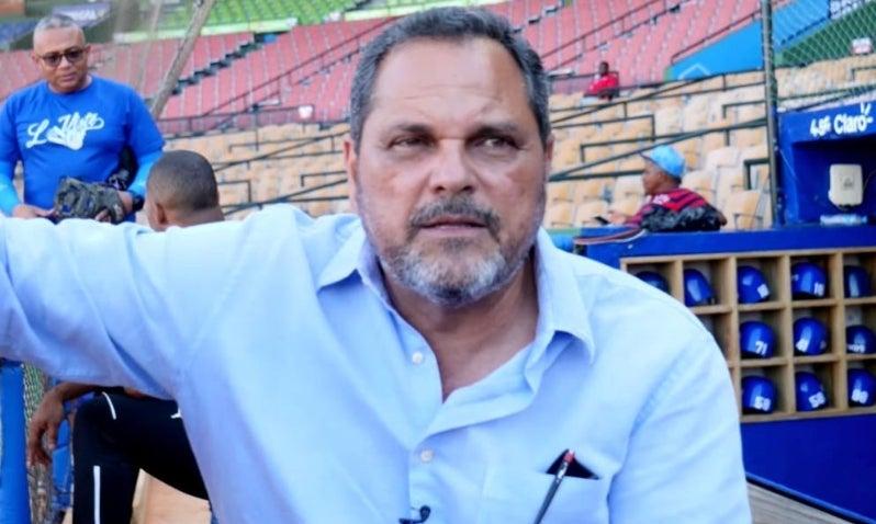 Junior Noboa asume como Comisionado de Béisbol RD con grandes expectativas