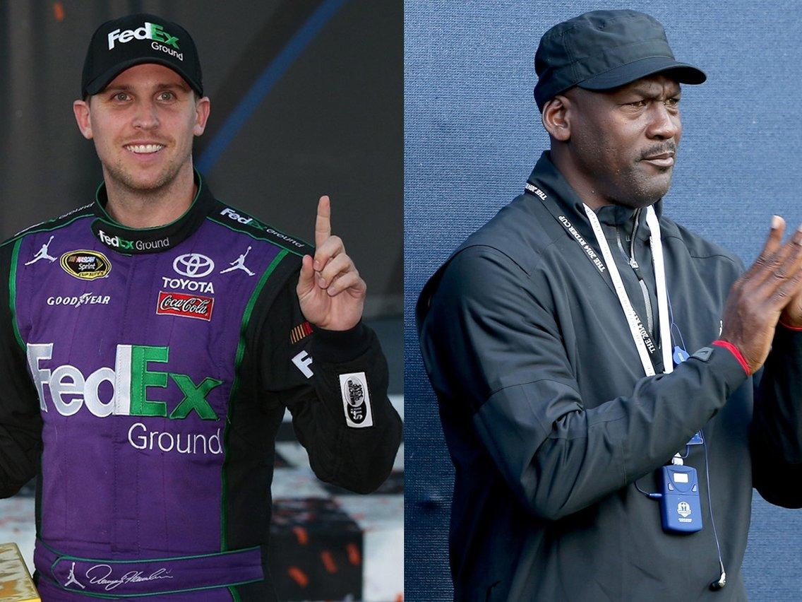 Michael Jordan tendrá un auto en NASCAR