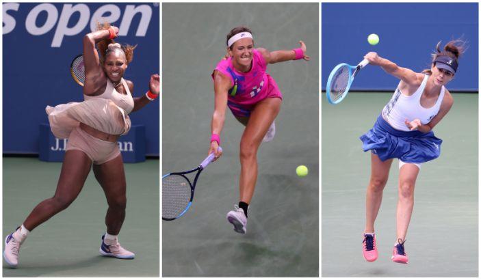Las madres dominan en cuartos del Open de Estados Unidos