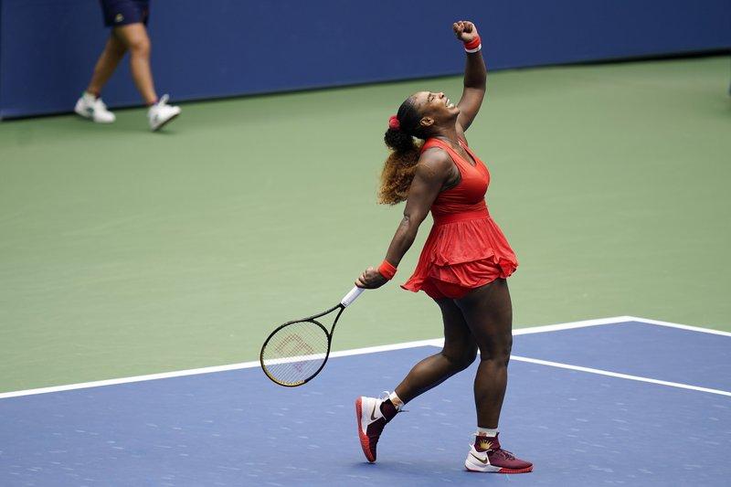Serena Williams avanza a las semifinales del US Open