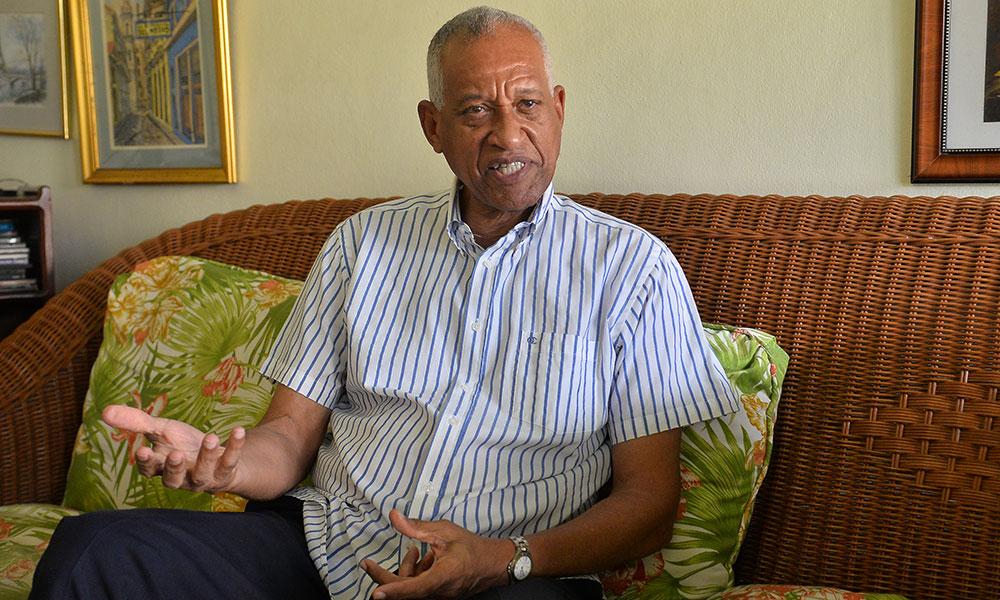 Domingo Solano emerge como candidato a presidente de AIBA