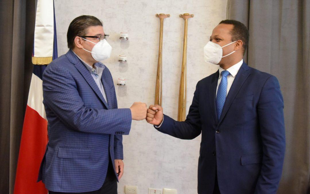Miderec y Edesur iluminarán el Centro Olímpico Dominicano