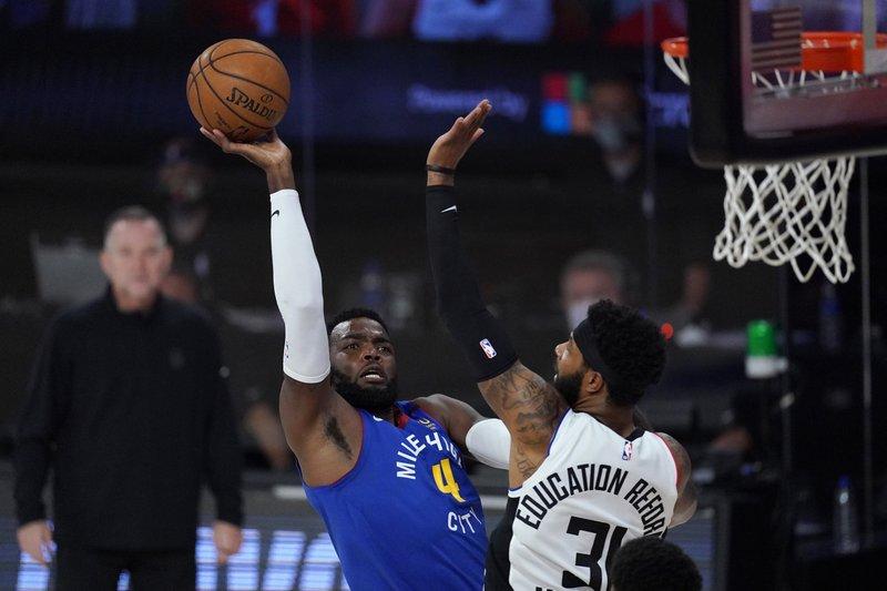 Nuggets vencen a Clippers y llevan serie al séptimo juego