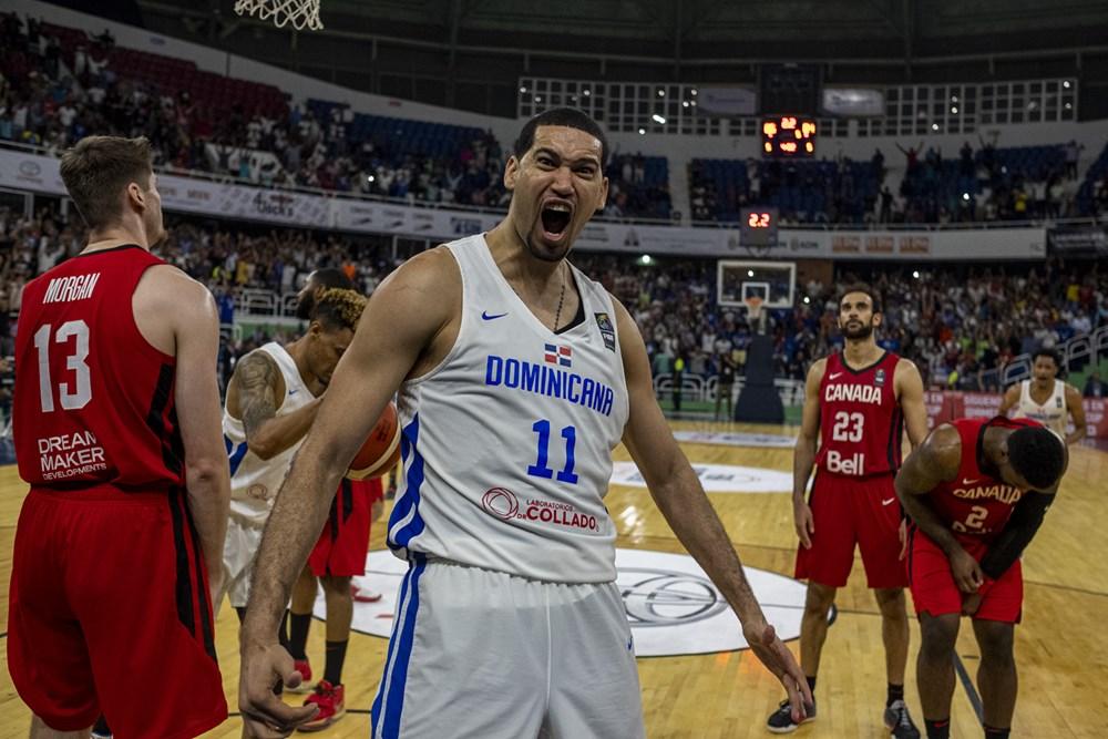 Selección dominicana baloncesto jugará en burbuja clasificatorio Copa América