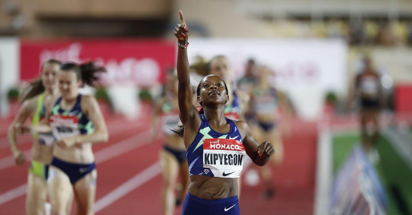 Faith Kipyegon: