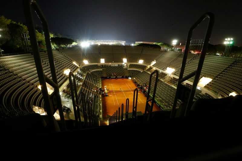 Abierto Italia permitirá presencia de espectadores en tramo final