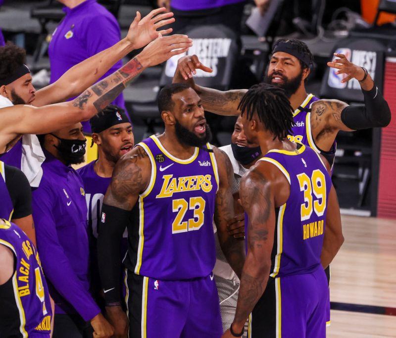Los Lakers parten favoritos ante Heat; final inicia este miércoles