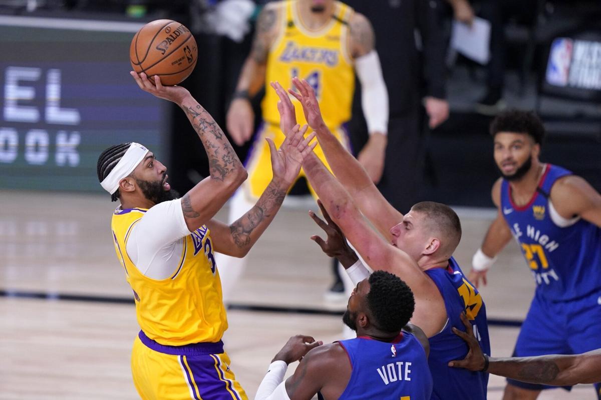 Lakers se ponen adelante en la Final de Oeste