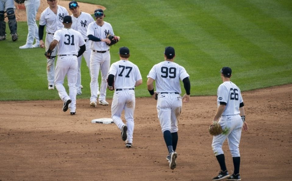 Yankees ganan primero; Framber Valdez se crece ante Mellizos