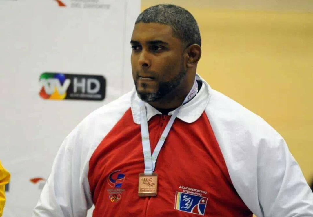 José Vásquez, un judoca de récord en los Juegos Centroamericanos