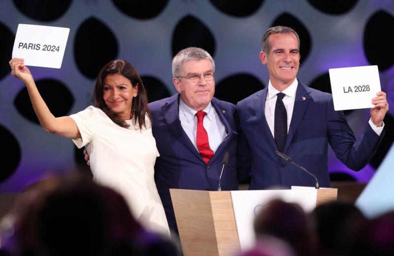 JJOO Los Ángeles 2028 apuestan por un emblema digital y evolutivo
