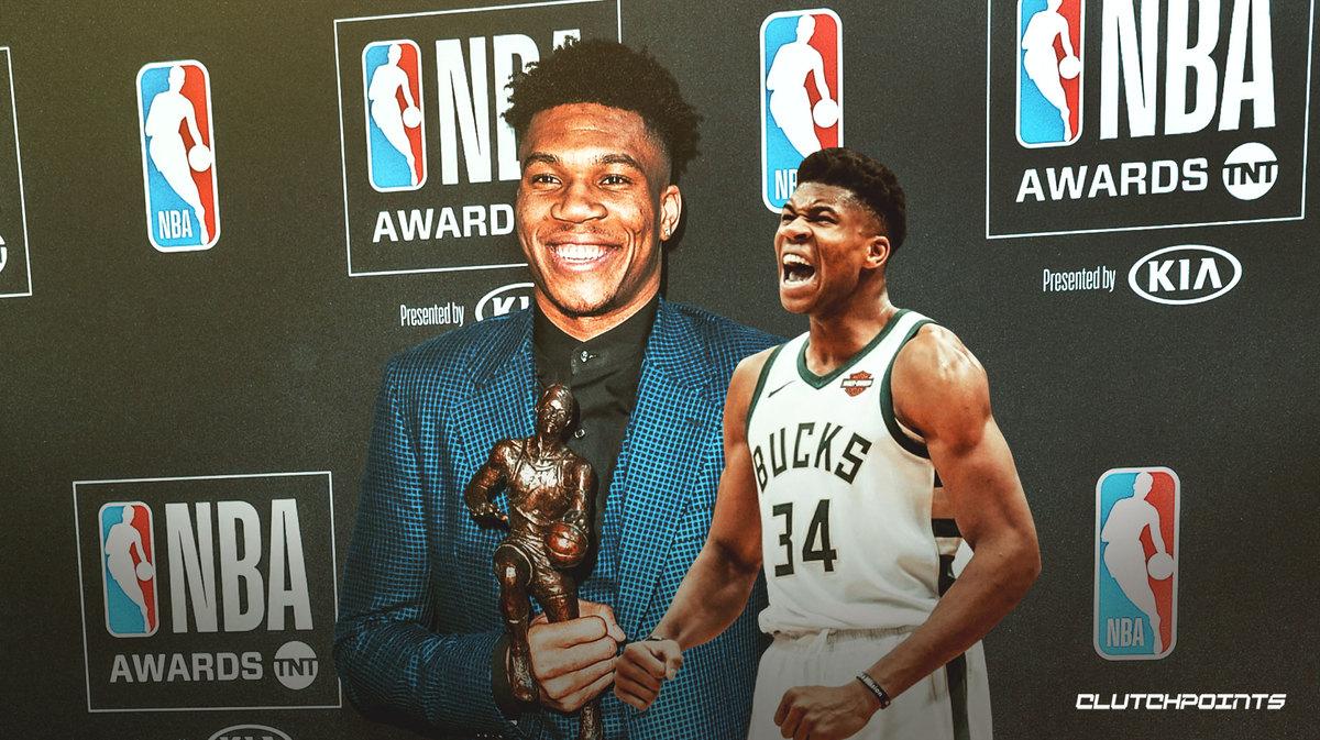 Giannis Antetokounmpo gana premio Jugador Más Valioso de la NBA