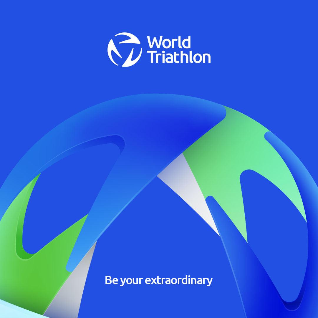 ITU cambia a World Triathlon con el lanzamiento de una nueva identidad visual
