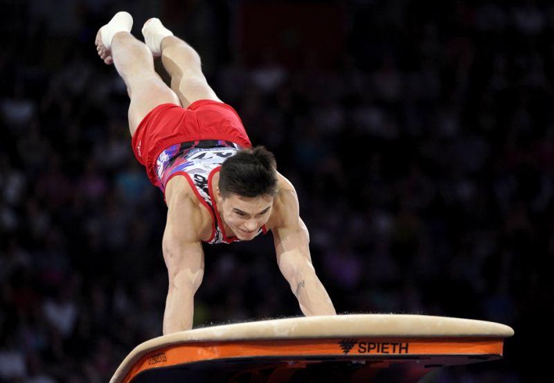 Tokio acogerá torneo internacional gimnasia artística en noviembre