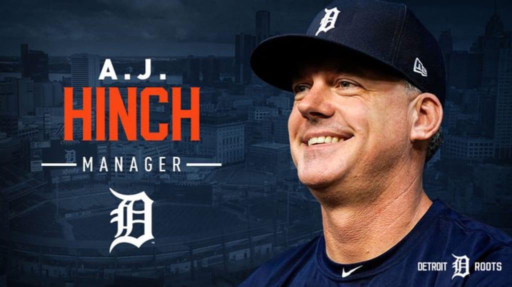 AJ Hinch vuelve a lo grande como nuevo manejador de los Tigres