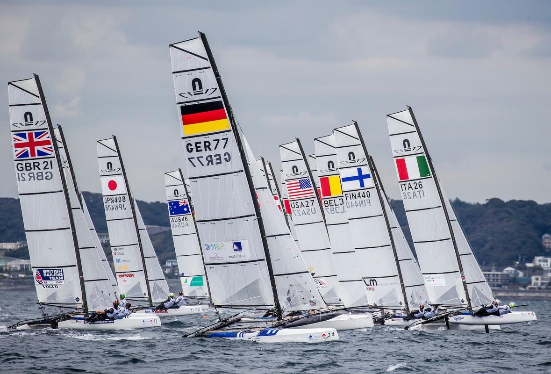 COI preocupado por la candidatura de Andersen y Perry para presidir la World Sailing