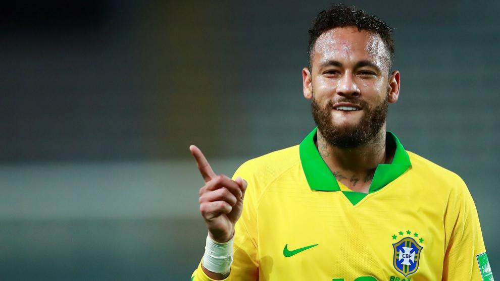 Neymar supera a Ronaldo y se coloca a 13 goles de Pelé