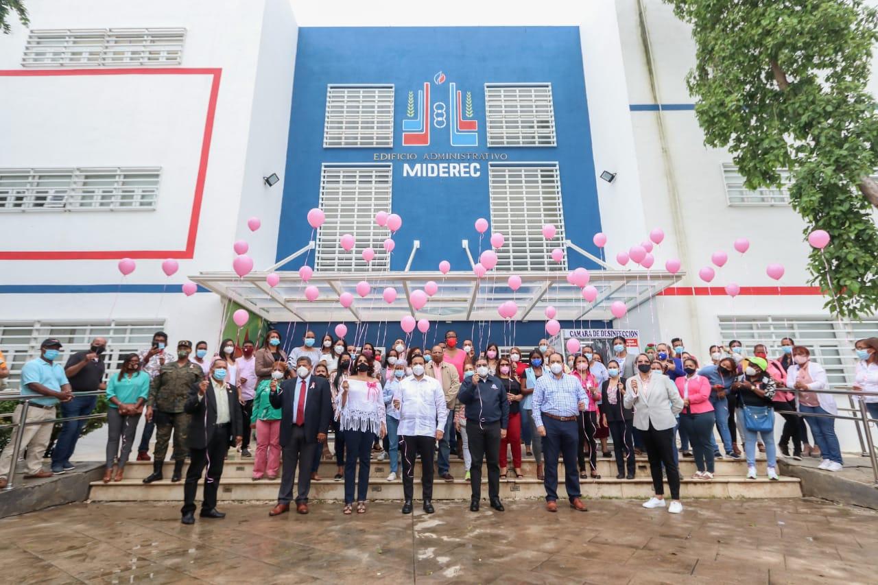 El Ministerio de Deportes llama a estar alerta ante el cáncer de mama