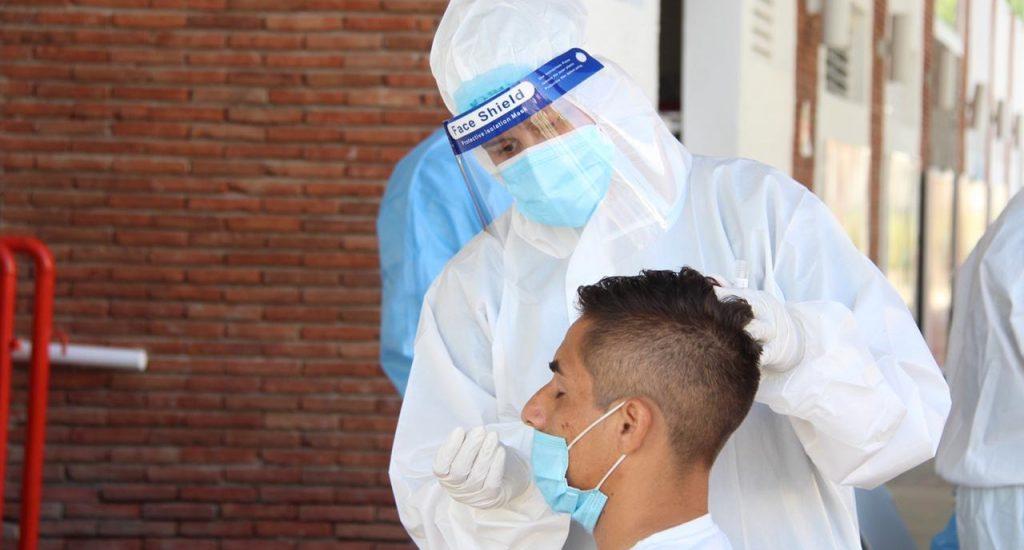 Realizan 221 pruebas PCR previo a apertura torneo LDF 2020