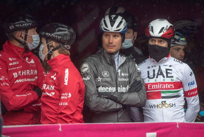 Ciclista Matteo Spreafico ha sido expulsado del Giro por dopaje