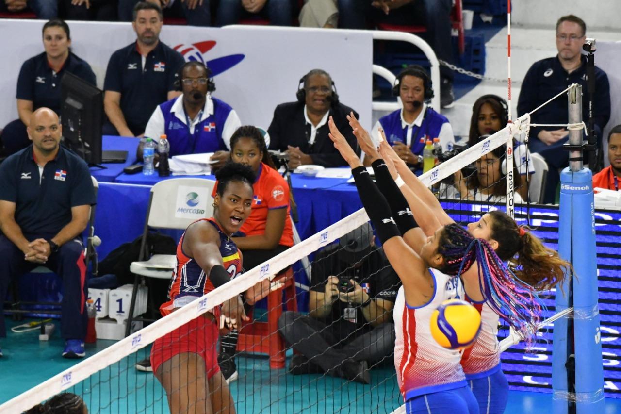 República Dominicana será sede Clasificatorio Panam Junior Voleibol Femenino