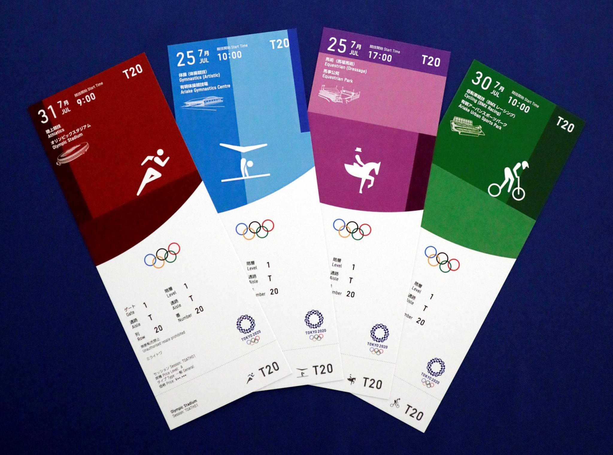 Tokio 2020 confirma proceso de reembolso de los Juegos Olímpicos y Paralímpicos
