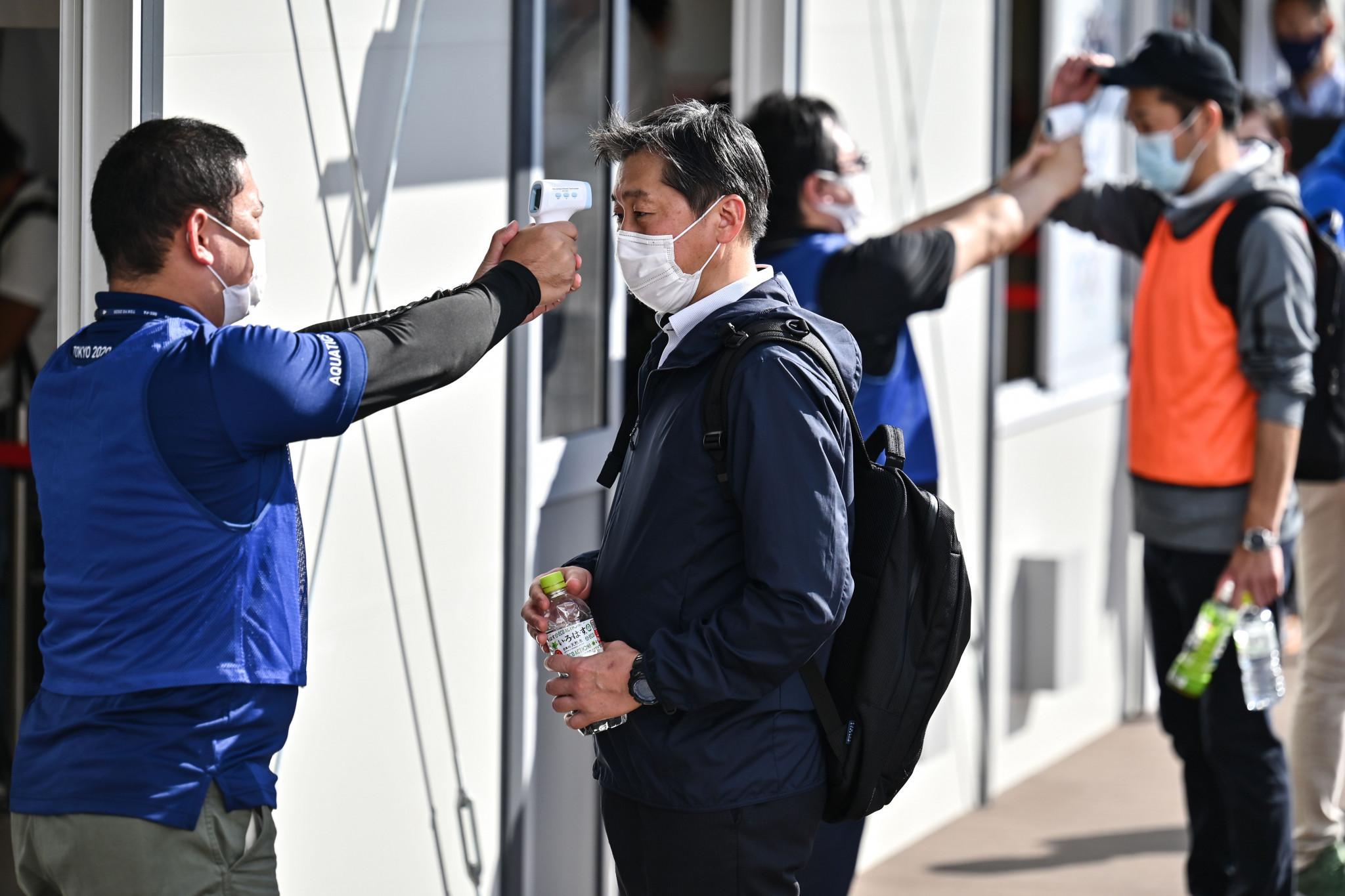 Organizadores Tokio 2020 dan consejos a espectadores después de pruebas seguridad