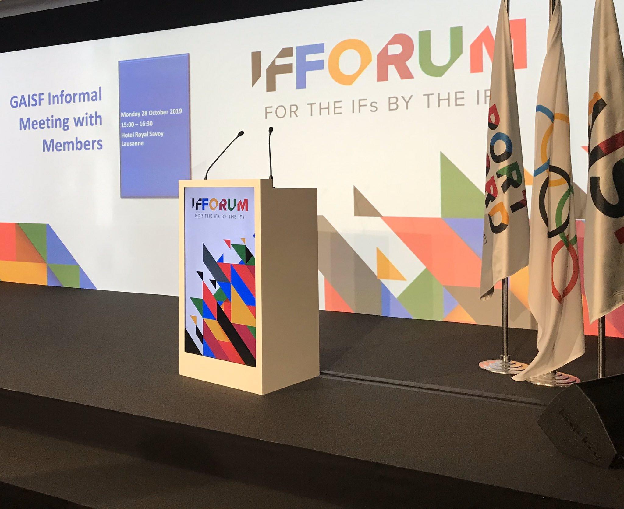 IF Forum se celebrará virtualmente en noviembre