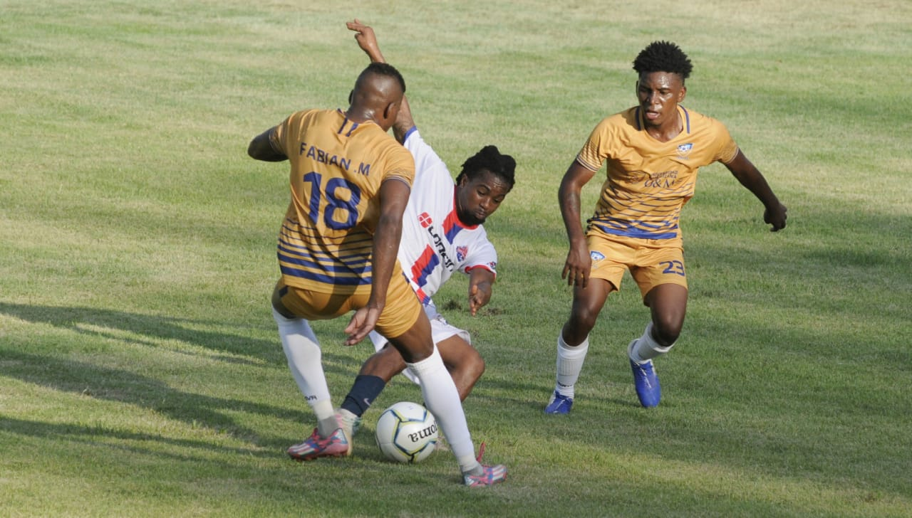 O&M doble a San Cristóbal en apertura Liga Dominicana Fútbol