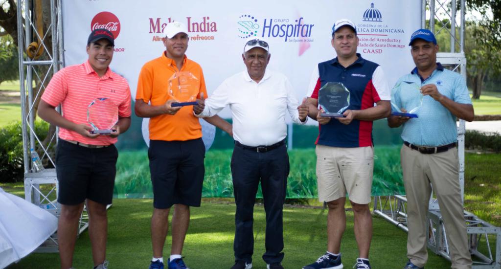 Golfistas Jarabacoa brillan en Campeonatos Nacionales de Fedogolf