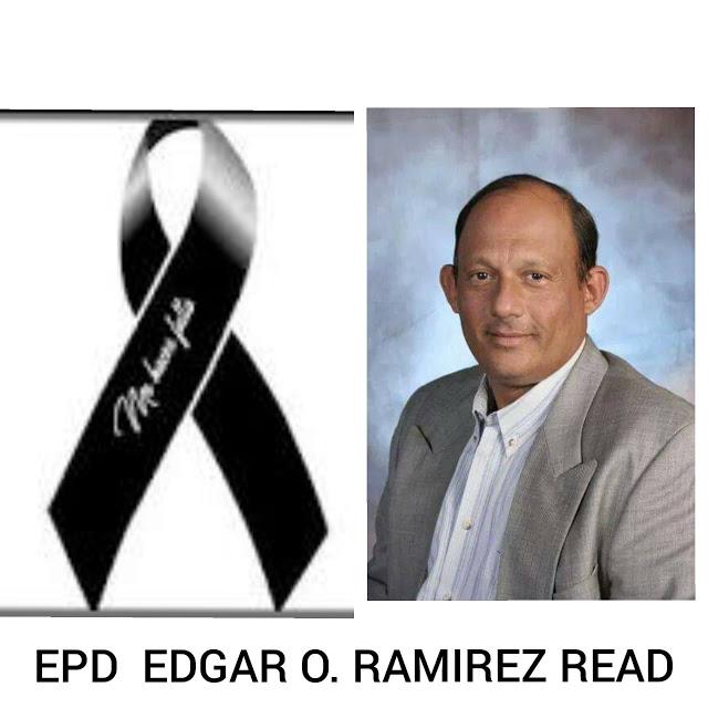 Falleció Edgar Omar Ramírez, esposo de la inmortal Dulce María Piña