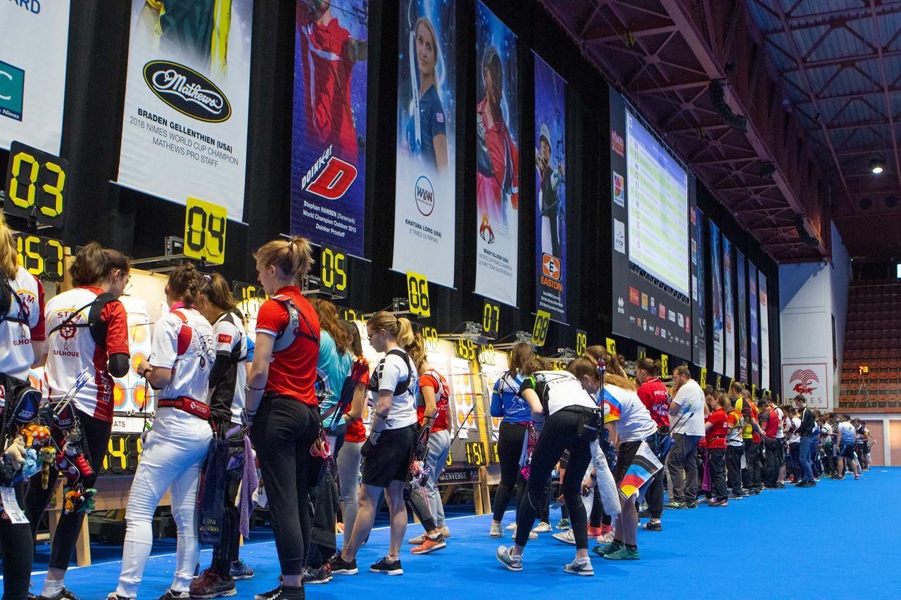Indoor Archery World Series se vuelve virtual para la temporada 2021